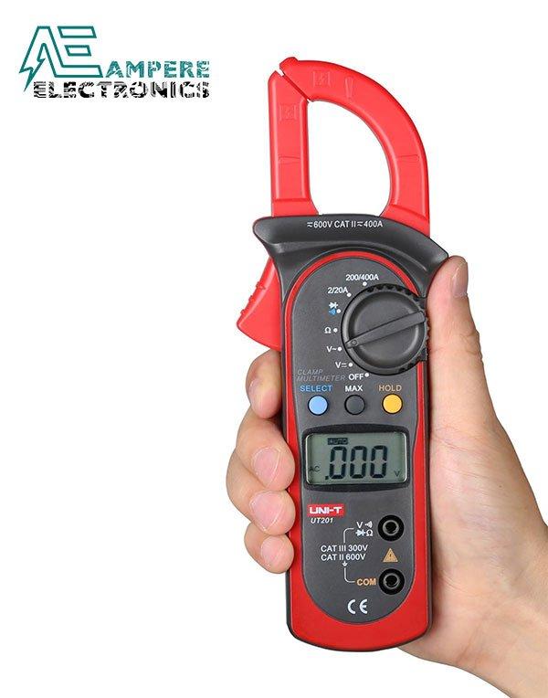 UT204A Digital Clamp Meter 400-600A | UNI-T