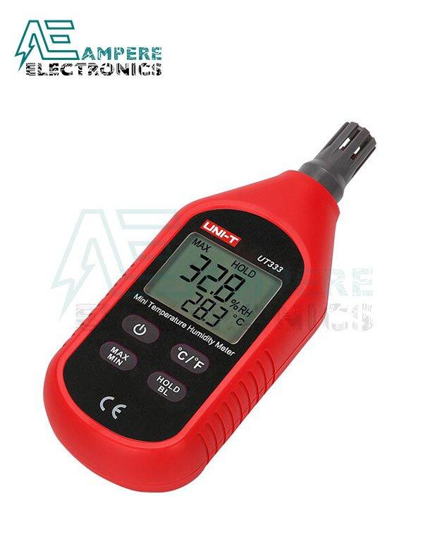 UT333 Mini Temperature Humidity Meter   UNI-T
