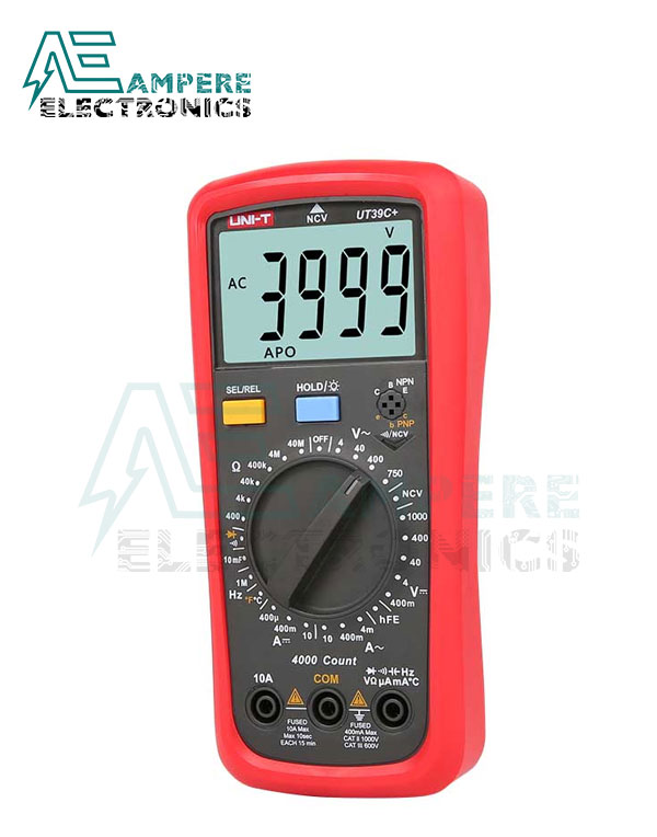 UT39C+ Digital Multimeter | UNI-T