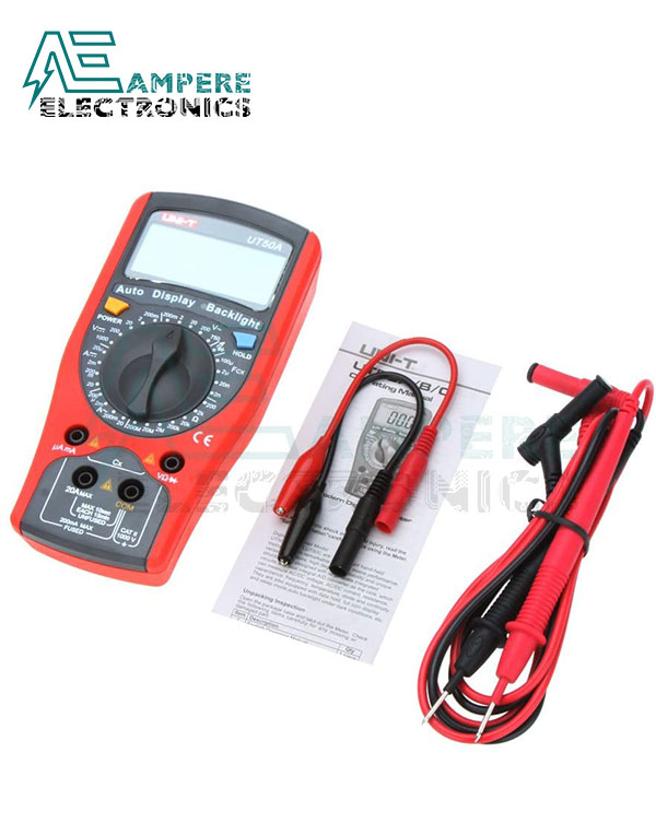 UT50A Digital Multimeter | UNI-T