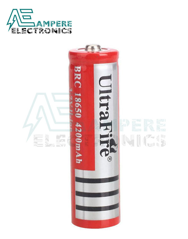 UltraFire BRC18650 – 3000mAh  Battery