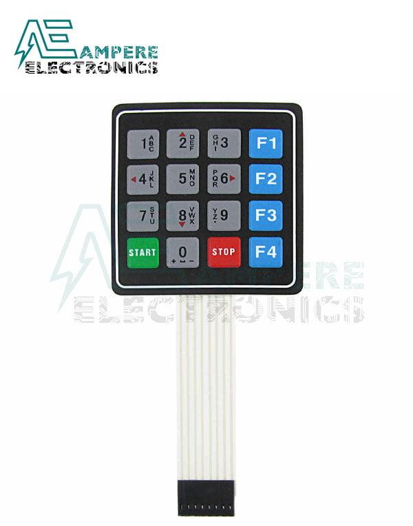 Universal Matrix Keypad 16 Key (4×4)
