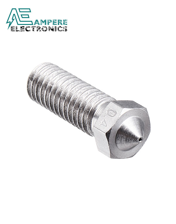 0.4mm Volcano stanless steel Nozzle for 3D Printer