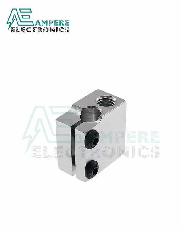 E3D V6 Volcano Aluminium Heater Block