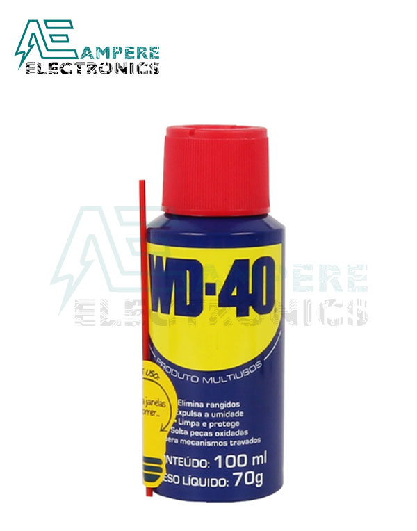 WD-40 Spray Multi-Use Lubricant Product – 100 ml
