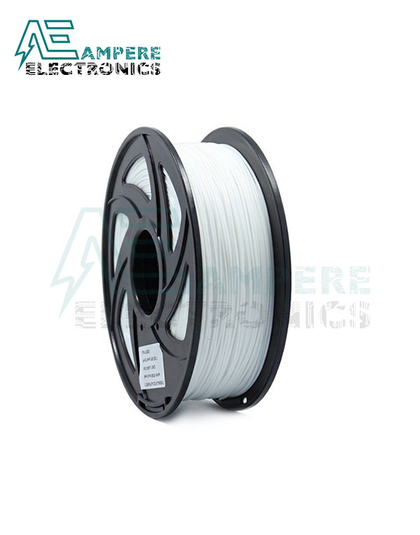 White Color PLA Filament 1.75mm – 1kg/Roll