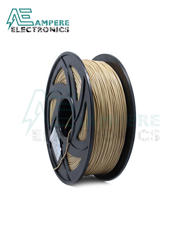 WOODEN Color PLA Filament 1.75mm – 1kg/Roll