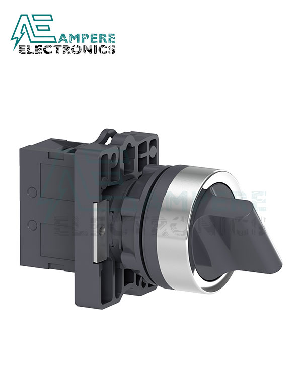 XA2ED21 – Selector switch – Ø22 – standard handle – 2 positions – 1NO, Schneider Electric