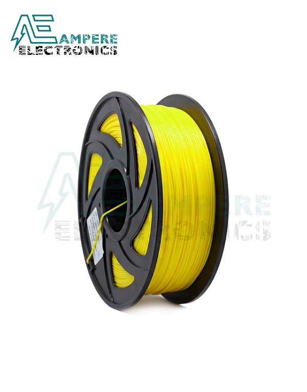 Yellow Color PLA Filament 1.75mm – 1kg/Roll