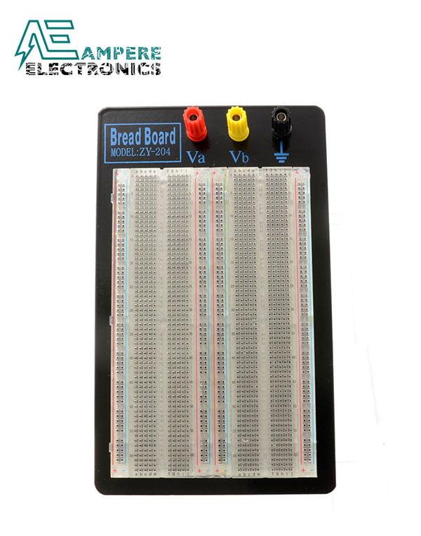 ZY-204 Breadboard Solderless 1660 Tie-points