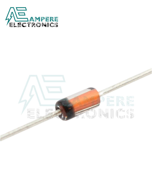 1N4148, Small Signal Fast Switching Diodes ( 0.5A, 100V )