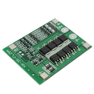 BMS 3S 25A 3 String lithium battery protection board 11.1V 18650