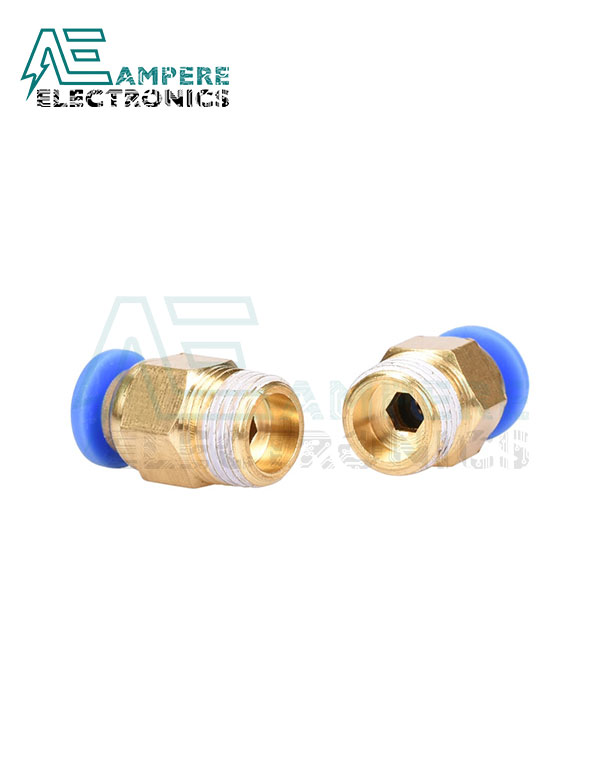 j-head Remote feed connector fittings 1.75mm/10mm