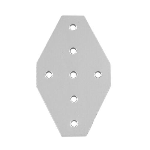 Aluminum Cross Joining Plate | Openbuilds