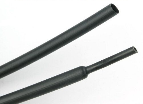 Heat Shrink. 1mm/0.5mm (1 Meter)