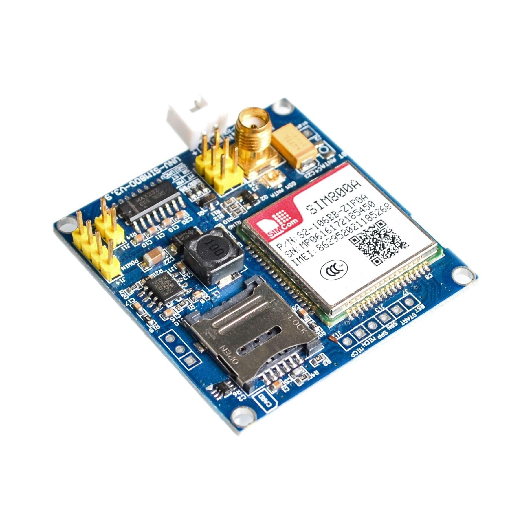 SIM800A module SMS development board GSM GPRS STM32