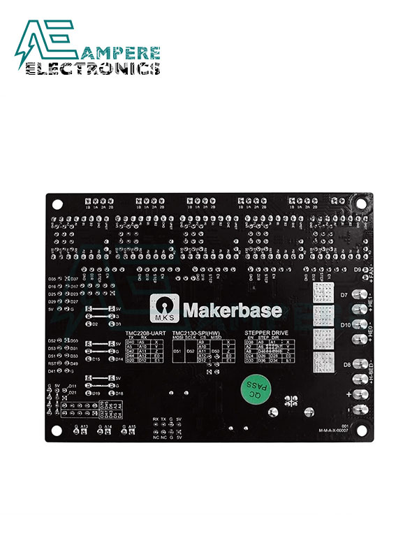 MKS Gen-L V2.1 (3D Printer and CNC Control Board)
