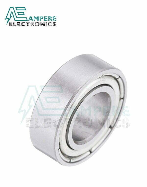 624ZZ Shielded Miniature Ball Bearing 4x13x5mm