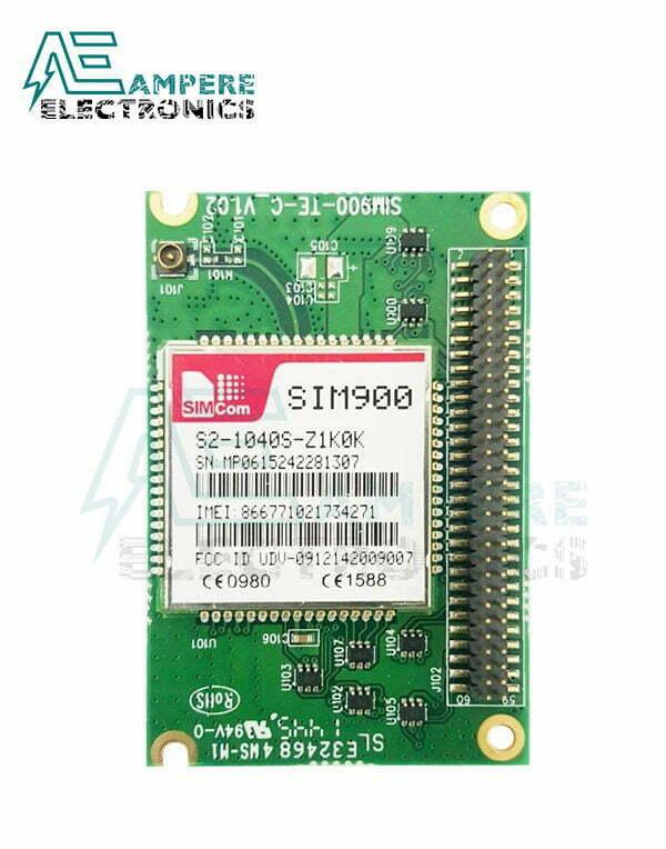 SIM900-TE-C GSM GPRS Module