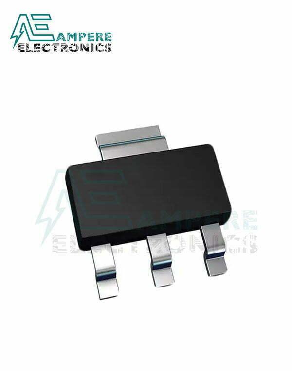L7805 Positive 5V – 1A Voltage Regulator SMD