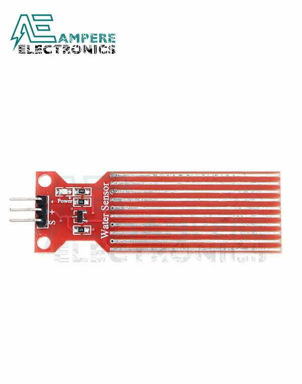 Water Level Sensor Module 3:5Vdc 20mA