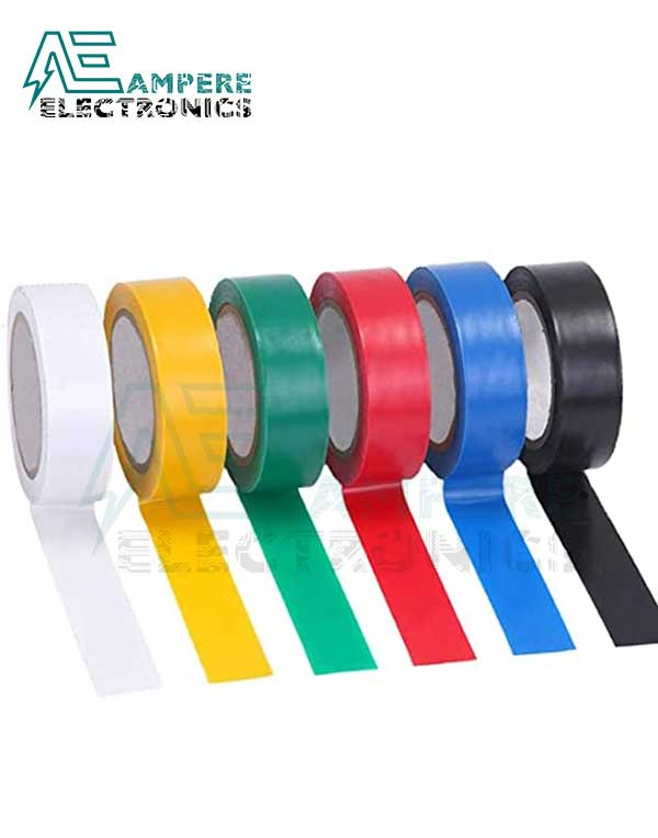 Electrical Insulation Tape, 19mm, 20 Meter