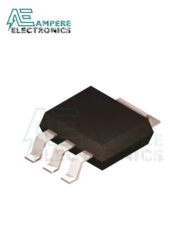 AMS1117 Low Dropout Voltage Regulator 3.3V, 800mA, SOT-223 SMD