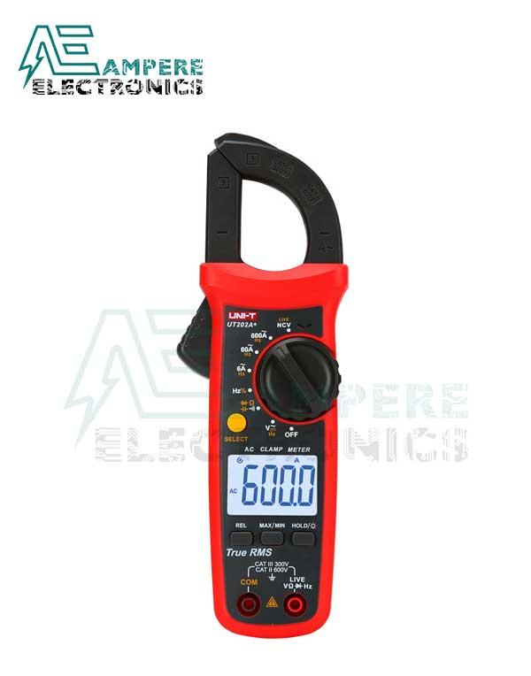 UT202A Plus Digital Clamp Meter