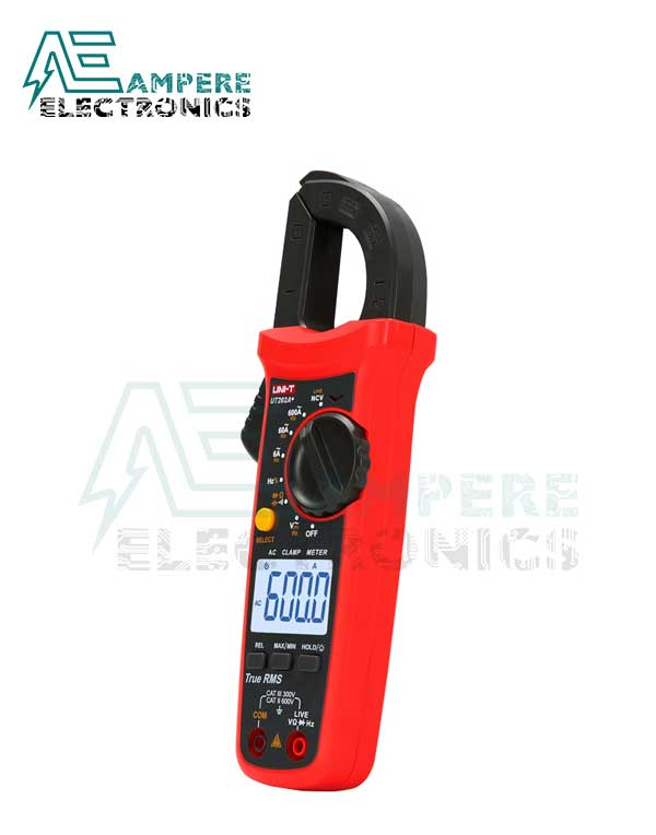UT202A Plus Digital Clamp Meter 600A With True RMS