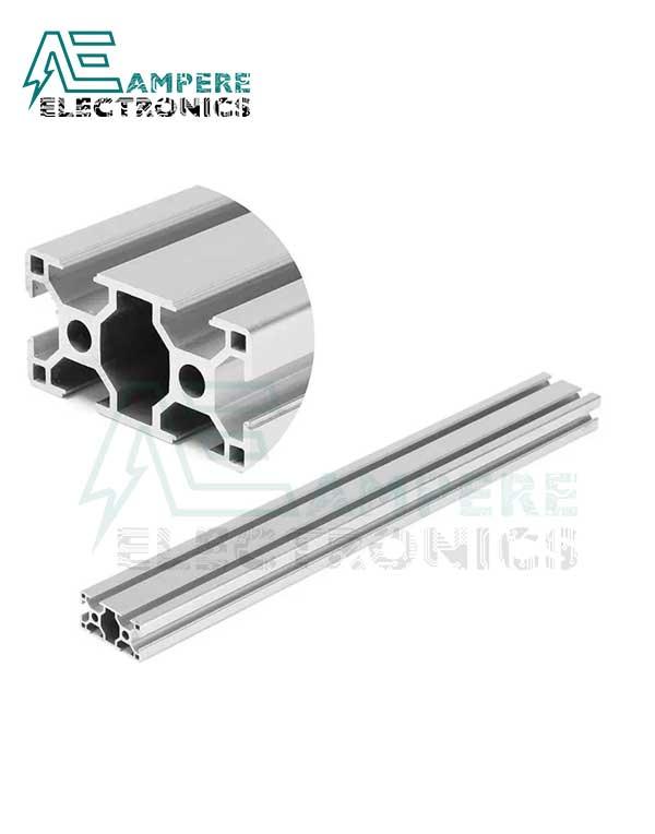 3060 T-Slot Aluminum Profile Extrusion (1M – Silver Anodized)