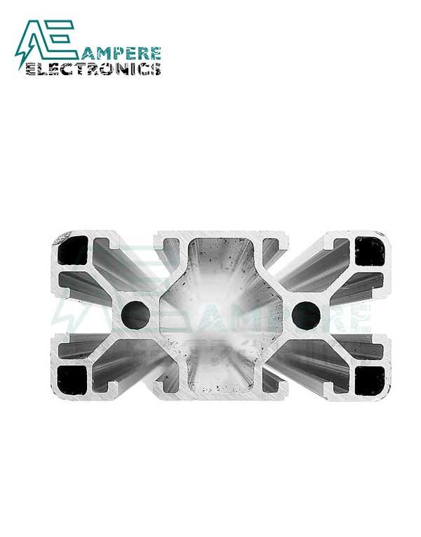 4080 T-Slot Aluminum Profile Extrusion (1M – Silver Anodized)