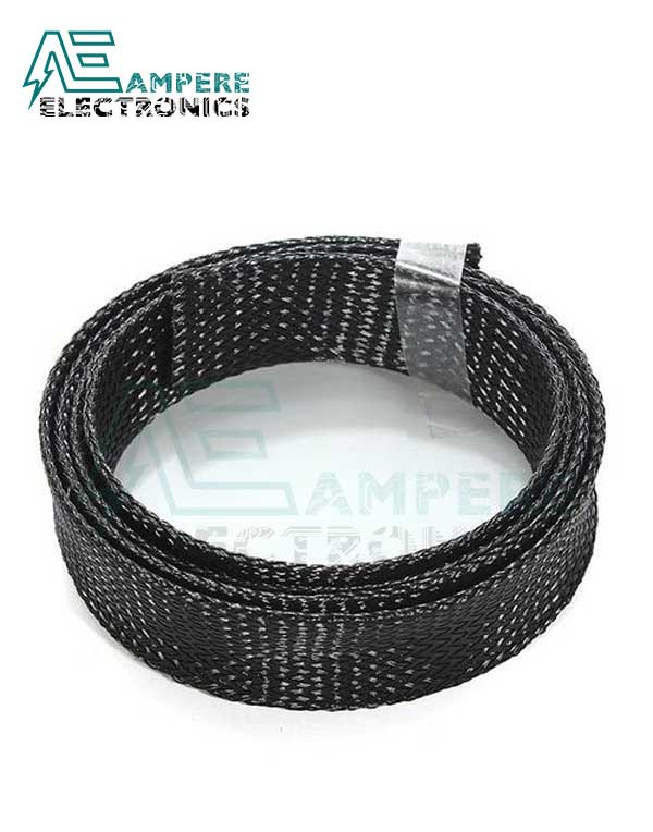 10mm Expandable Braided Cable Sleeve 1 Meter