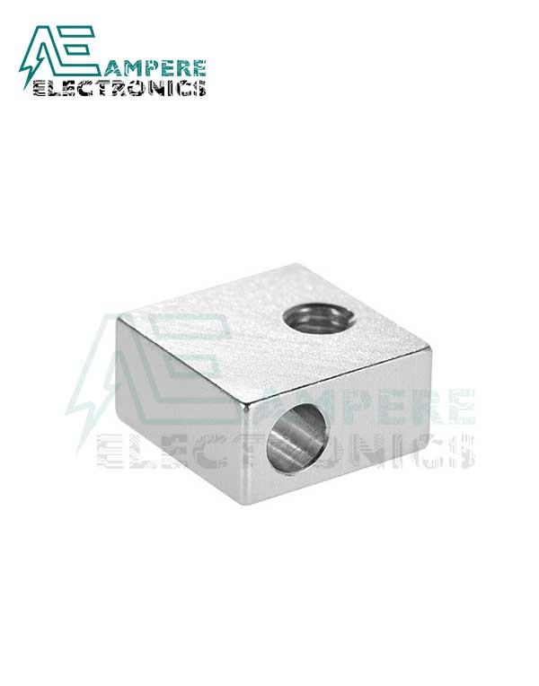 MK7/MK8 Aluminum Heater Block