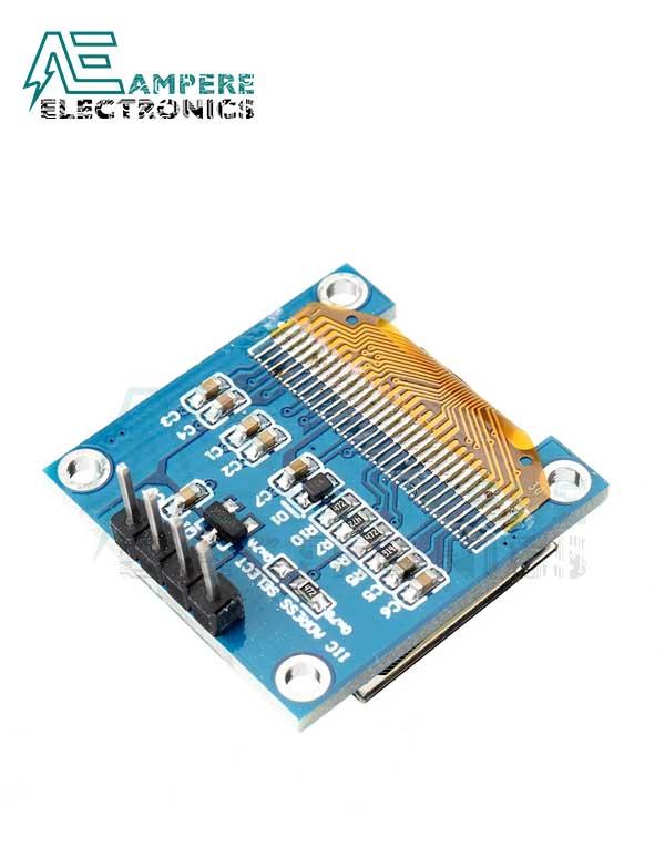 0.96 In OLED Display Module 128X64 4Pin I2C IIC