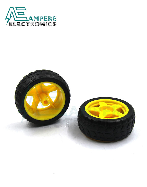 2WD Robot Car Chassis full Kit