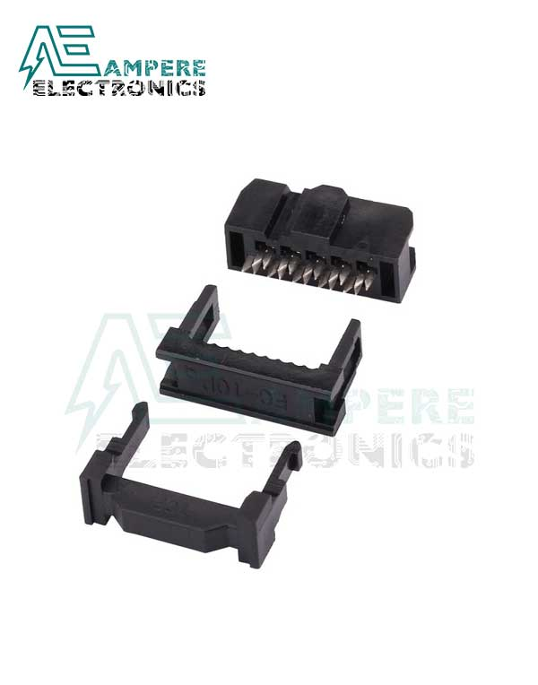 FC-10P IDE Female Connector (2X5)