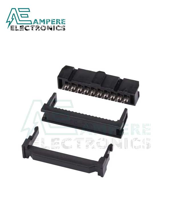 FC-20P IDE Female Connector (2X10)