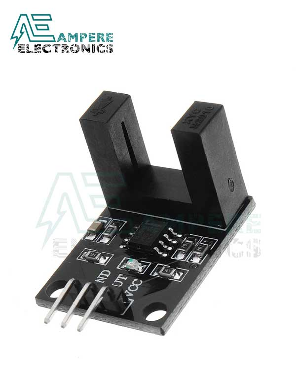 LM393 Infrared Speed Sensor Module