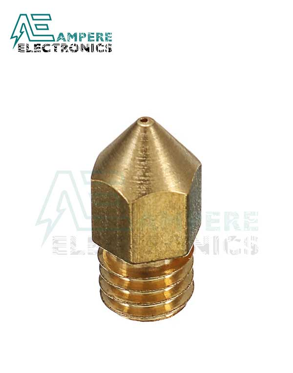 0.2mm MK8 Copper Nozzle For 1.75mm Filament
