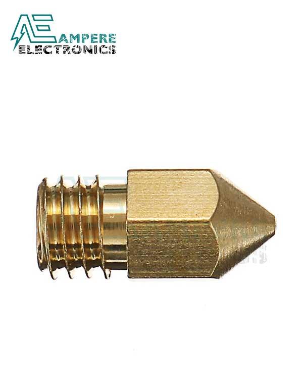 0.3mm MK8 Copper Nozzle For 1.75mm Filament