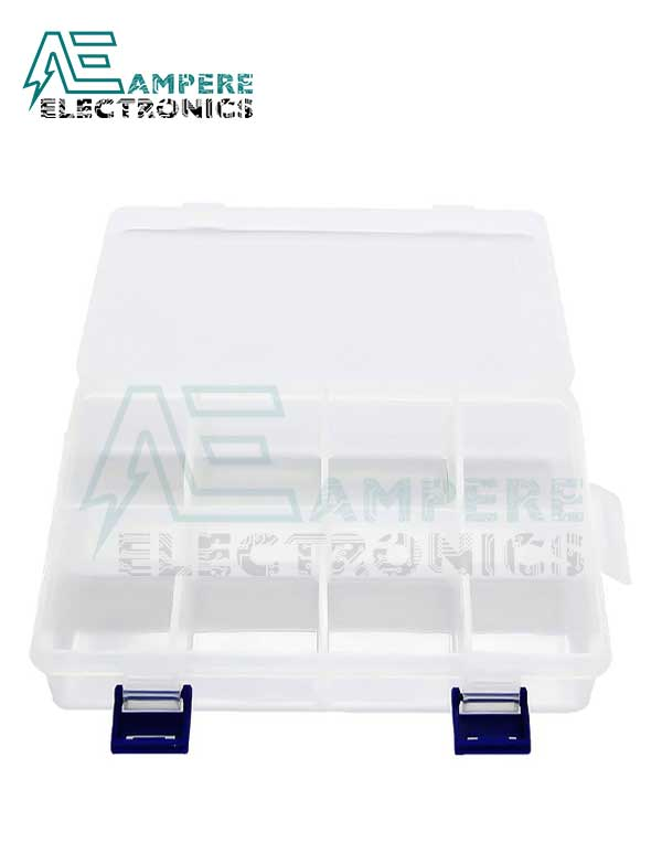 Electronic Components Box 210x148x48mm