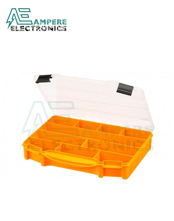 Mano ORG-10 Small Parts Organizer Box – 251x200x44mm