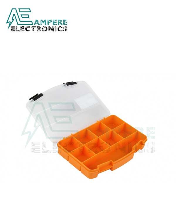 Mano ORG-7 Small Parts Organizer Box – 194x140x33mm