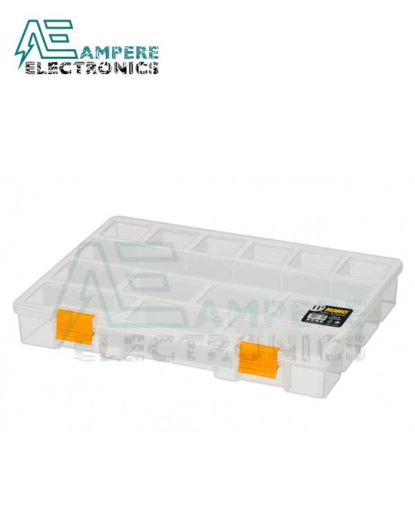 Mano S-ORG-11 Small Parts Organizer Box – 276x203x42mm