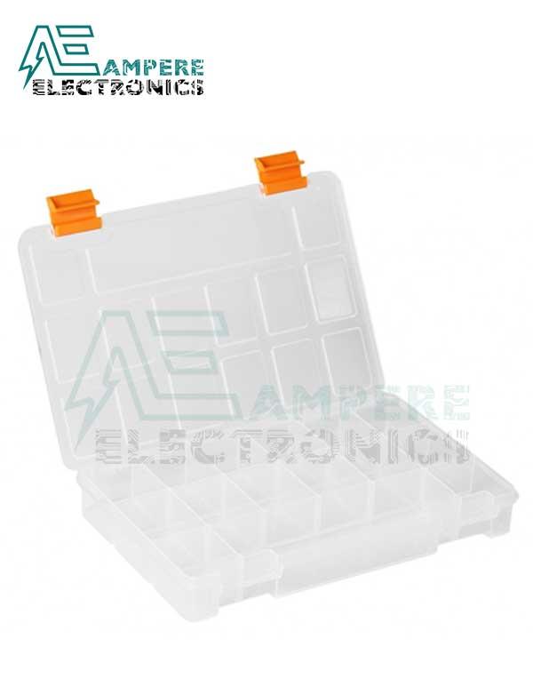 Mano S-ORG-9 Small Parts Organizer Box – 230 x150x33mm