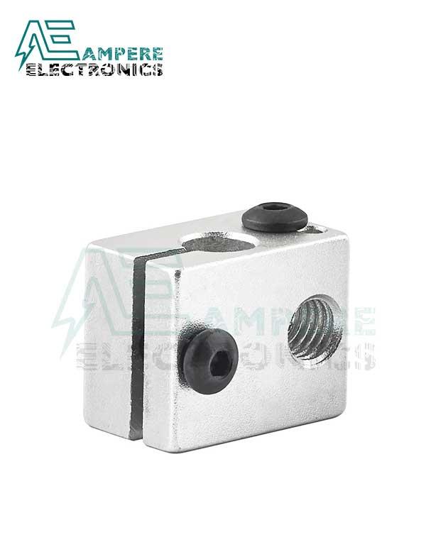 V6 Aluminum Heater Block