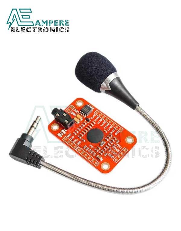Speak Recognition, Voice Recognition Module V3.1