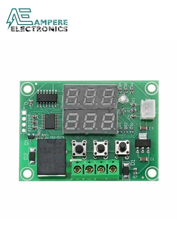 W1219 Dual Display Temperature Controller 12Vdc