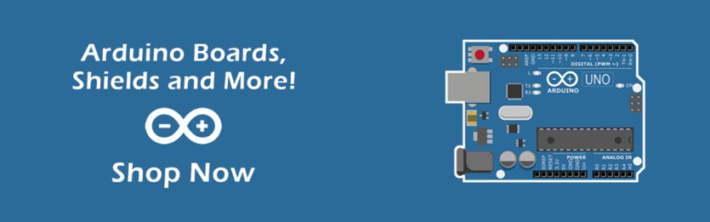 Arduino-Banner